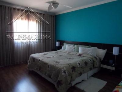 Sobrado Em Condominio - Parque Monte Alegre - Ref: 3928 - V-3928