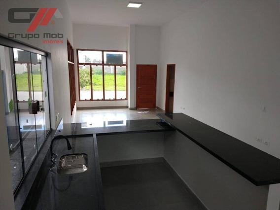 Casa Com 3 Dormitórios À Venda, 168 M² Por R$ 600.000 - Condomínio Morada Do Visconde - Tremembé/sp - Ca0239