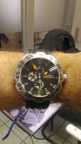 Relógio Nautica!