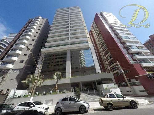 Apartamento Novo Com 2 Dormitórios E Lazer Completo  À Venda No Canto Do Forte - Ap4219