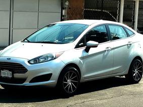 Ford Fiesta 1.6 S 5vel Sedan Mt 2013