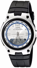 Relógio Casio Aw-82 7avdf Fishing L3 Borracha