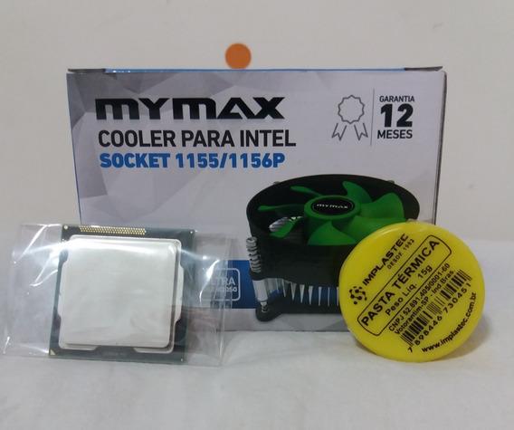 Processador Intel I5-2400 Completo + Cooler E Pasta Promoção