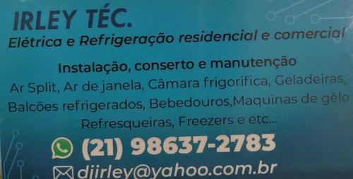 Imagem 1 de 3 de Refrigeração, Elétrica E Serralheiria