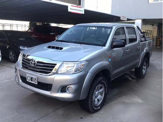 Toyota Hilux 4x4 C/d Sr 3.0 Tdi - C3