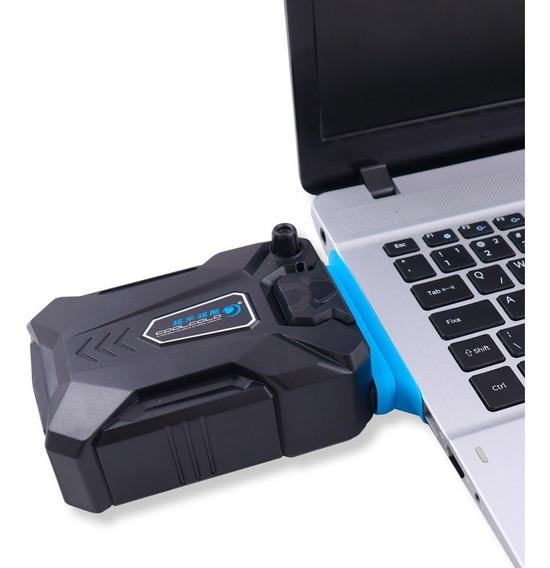 Cooler Exaustor Para Notebook Gamer Até 17