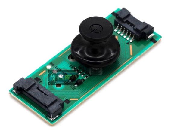 Placa Botão Power Tv Samsung Un32j5500 Un55j5500 Bn41-02149a