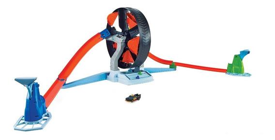Hot Wheels Action, Pista Giros Extremos