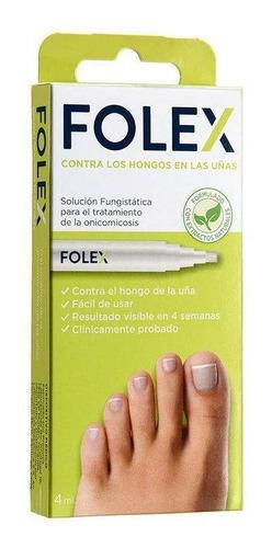Folex Solución Fungistática 4 Ml.