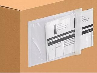100 Sobres Canguro Packing List 4.5 (11.4cm)x9 (22.8cm)