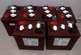 Baterias De Inversor Trojan Roja Nuevas