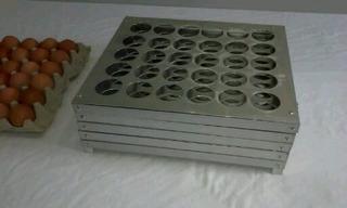 Classificador De Ovos De Galinha Para Granjas Com 5 Bandejas