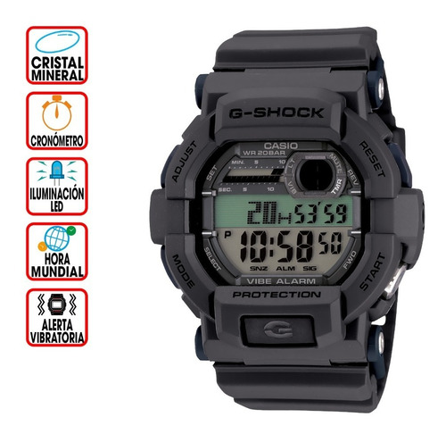 Reloj Casio G-shock Youth Gd-350-8c