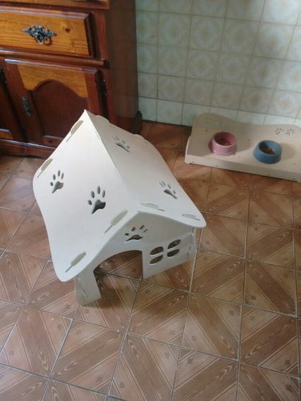 Casa Pet Para Cães E Gatos Personalizadas