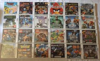 Juegos Nintendo 3ds Remate Renovacion!!!!!!