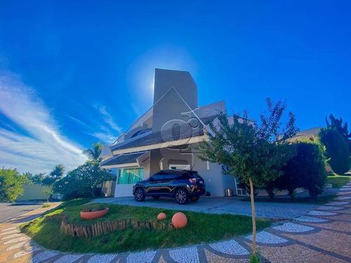 Imagem 1 de 25 de Sobrado Santana Residence - Gleba Palhano - 3 Suítes À Venda, 340 M² Por R$ 1.800.000 - Londrina/pr - Ca0351