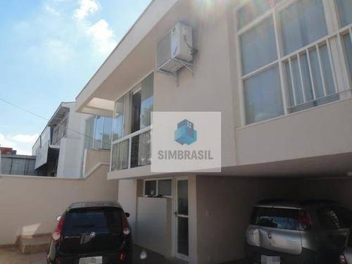 Imagem 1 de 30 de Casa Com 4 Dormitórios À Venda, 327 M² Por R$ 4.200.000,00 - Botafogo - Campinas/sp - Ca0037