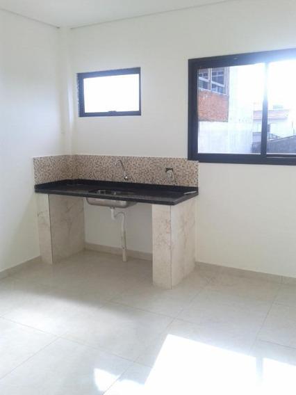 Apto Com 1 Suite Para Locação - 35m² - Vila Campo Grande - (j) - Kn0002
