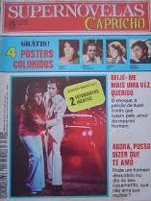Fotonovela Coleção Revistas Capricho Sétimo Ceu Contigo Outr