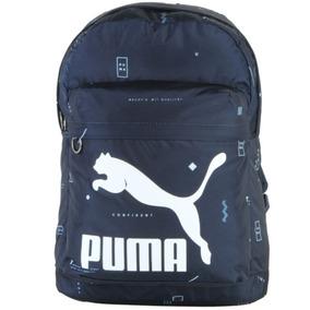 Mochila Puma Originals Backpack - Azul Marinho