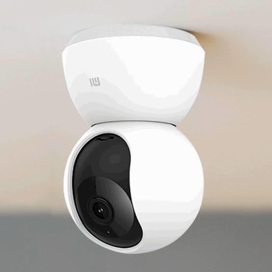 Câmera De Segurança Xiaomi Mi Home 360° 1080p