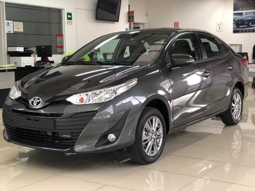 Imagen 1 de 8 de Nuevo Toyota Yaris Sedan Automático 1.500cc Modelo 2022.