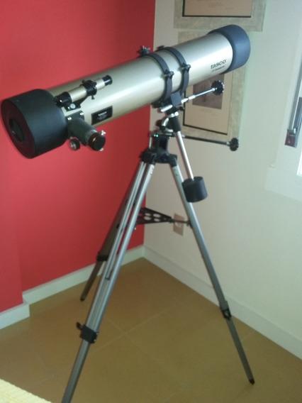 Telescopio Refletor Tasco D=114mm F=900mm Igual Novo