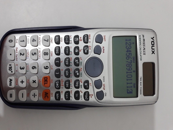 Calculadora Científica - Youx