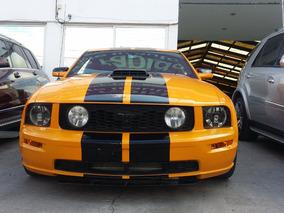 Ford Mustang 4.6 Gt Equipado Std Piel Mt