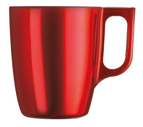 Taza Jarro Mug 250 Cc Flashy Colours Breakfast X4