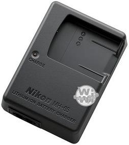 Carregador Origina De Carga Rápida Para Bateria Nikon, Mh-63