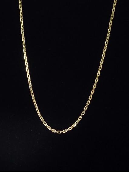 Corrente Cartier 60 Cm Maciça 26 G De Ouro 18k 750