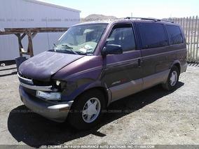 Chevrolet Astro 1998 Yonkeado Para Partes