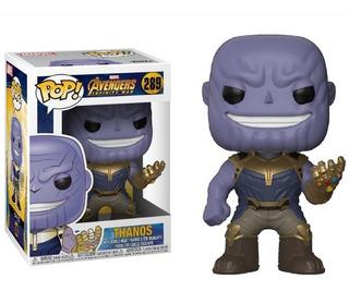 Funko Pop Thanos 289 Avengers Infinity War Marvel