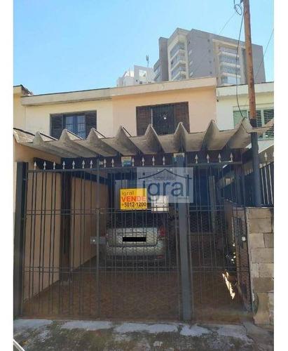 Sobrado À Venda, 100 M² Por R$ 540.000,00 - Vila Guarani (zona Sul) - São Paulo/sp - So0410