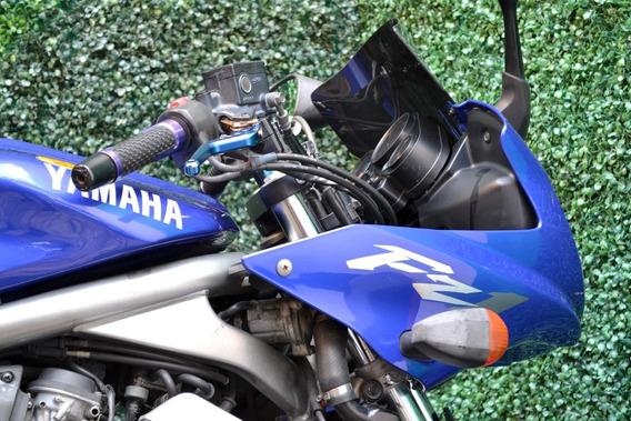 Yamaha Fz01 Emplacada 1000cc Sin Detalles Muy Cuidada
