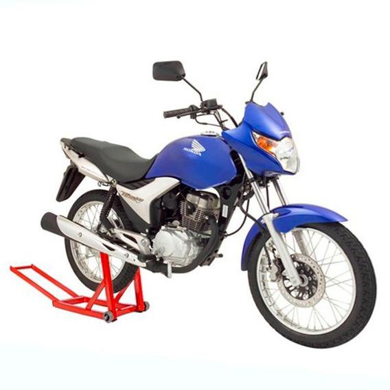 Cavalete Traseira De Motos Cg 125, Titan Fan Biz Cg Titan150