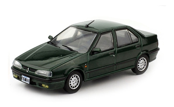 Autos Inolvidables Años 80,90 Nº 12 Renault 19 Rt (1995)