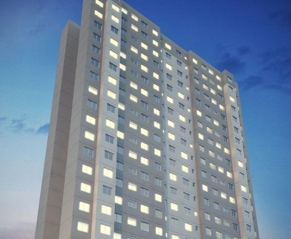 Apartamento A Venda, Cambuci, Centro, São Paulo, 2 Dormitorios, Minha Casa Minha Vida - Ap05828 - 34175155