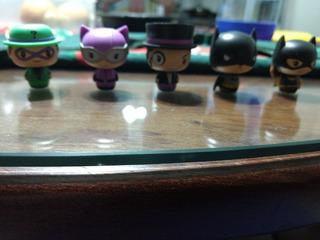 Lote Mini Figuras Funko De Batman