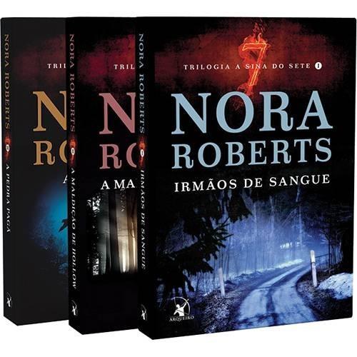 Livro - Coleção A Sina Dos Sete - Nora Roberts