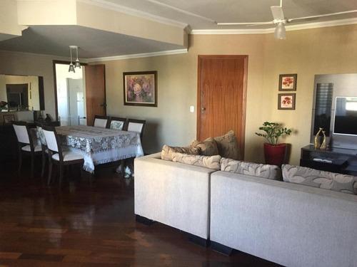 Apartamento Com 5 Dormitórios À Venda, 164 M² Por R$ 680.000,00 - Centro - São José Dos Campos/sp - Ap1463