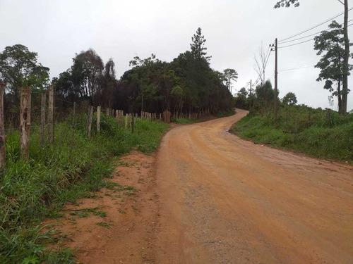 (k.a) Terrenos Com Agua Nos Fundos 7,500 De Entrada