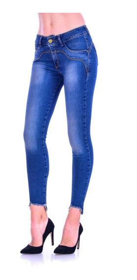 Pantalón De Mezclilla Jeans Gal-2015