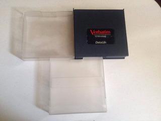 Cajas Estuches Para Diskettes Flopy 5 1/4 (3 Piezas)
