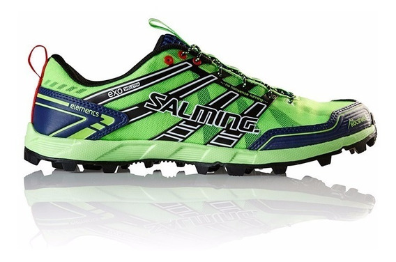 Tenis Para Trail Running - Elements - Salming