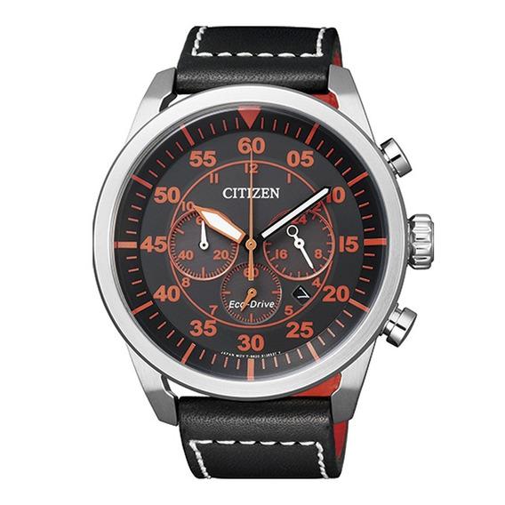Relógio Citizen Masculino Eco-drive Tz30866j Ca4210-08e Aço