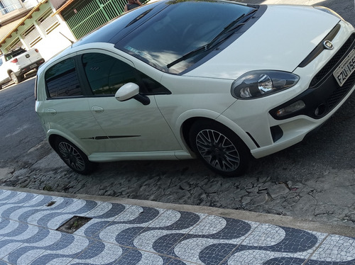 Fiat Punto Blackmotion Manual Branco