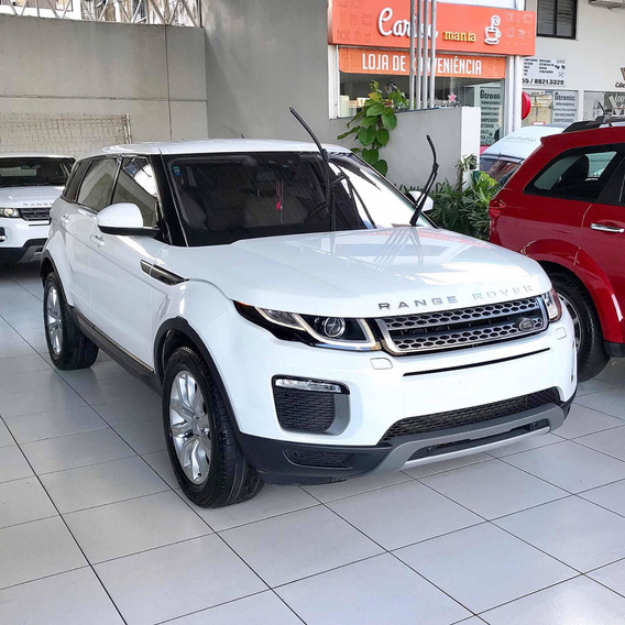 Land Rover Evoque 2.2 2016 Sd4 Se 5p 2016