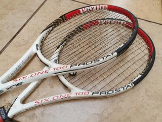 Raquete Wilson Six.one 100